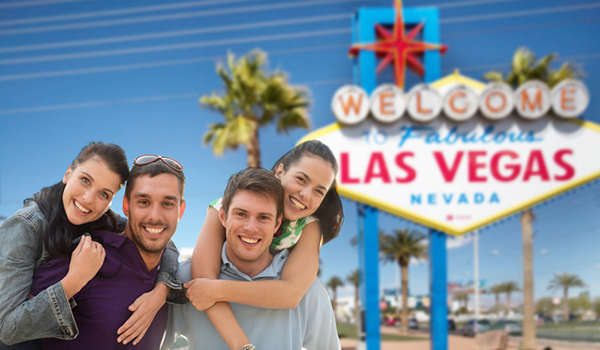 How to travel to Vegas