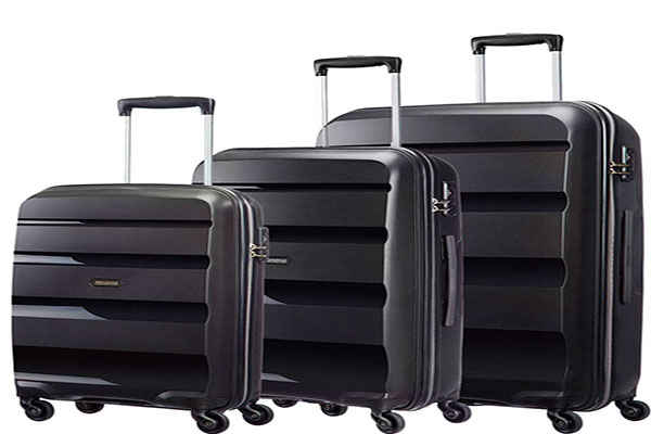 America Tourister luggage