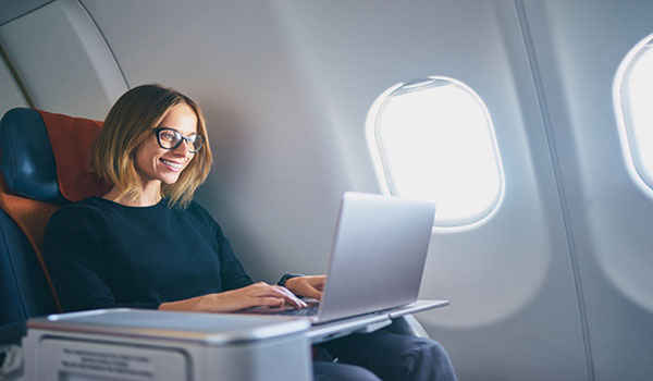 free upgrades on flights